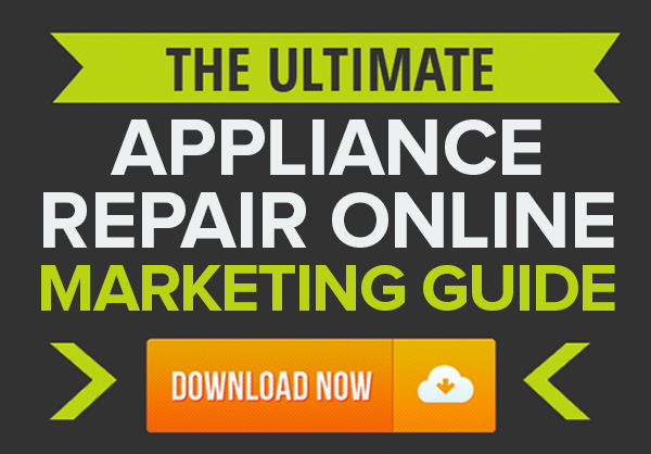 online marketing guide for appliance repair companies