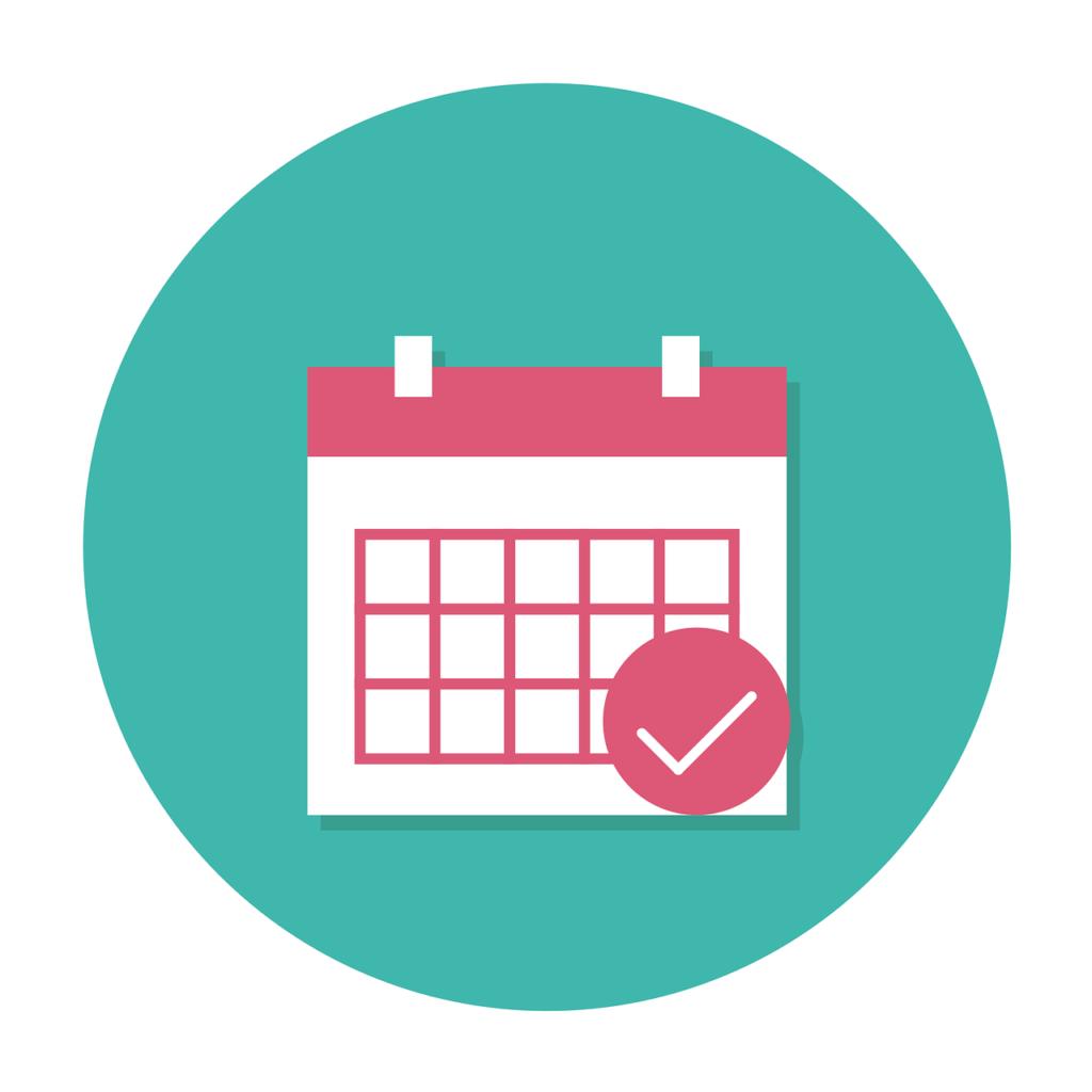 online marketing calendar